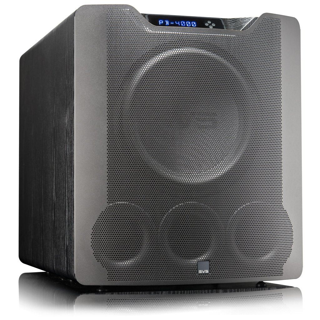 SVS PB-4000 Subwoofers | 13.5-inch Driver | 1,200 Watts RMS