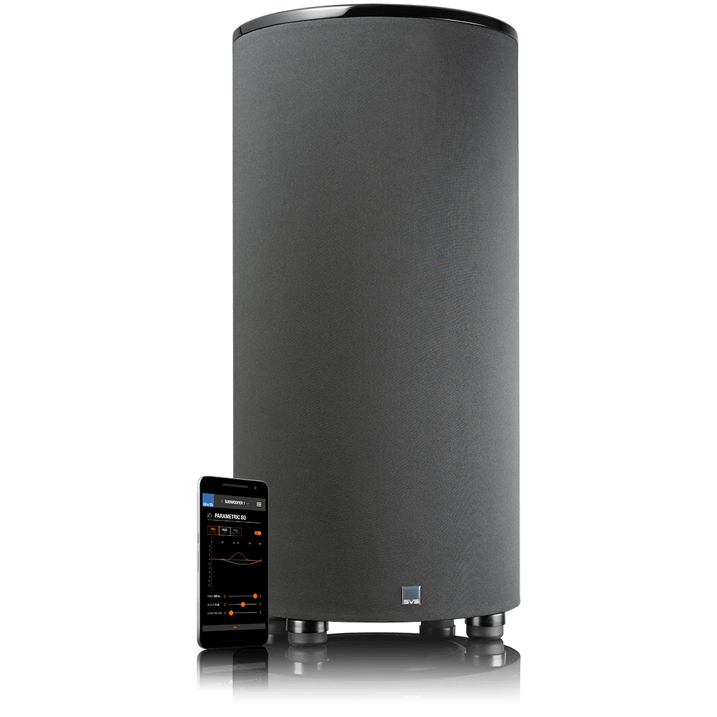 PC-2000 Pro Subwoofer in Piano Gloss Black