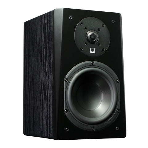 Prime Bookshelf - Black Ash - Outlet - 1243