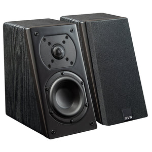 Elevation Speaker in Premium Black Ash