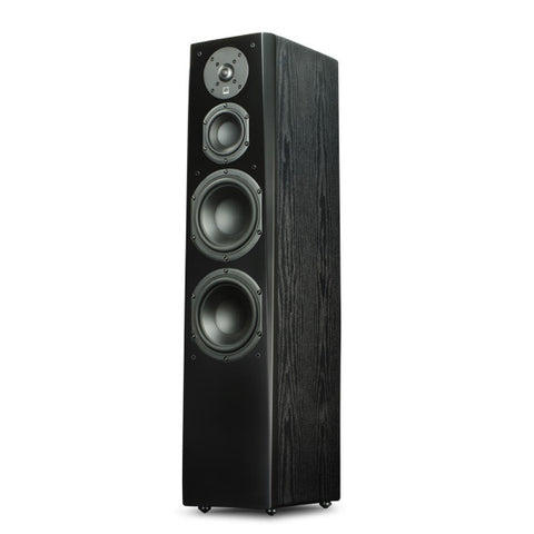 Prime Tower - Black Ash - Outlet - 1500