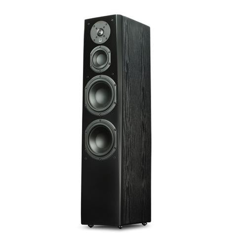 Prime Tower - Black Ash - No Grill Outlet
