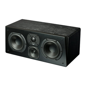 Center Speaker Premium Black Ash