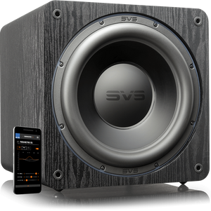 SB-3000 Subwoofer in Premium Black Ash