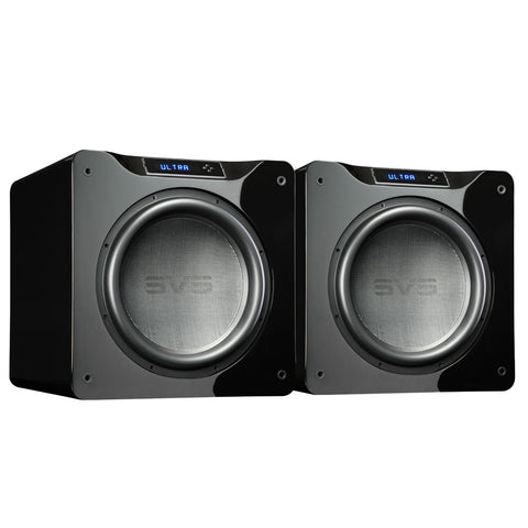 Dual SB16-Ultra: Powered Home Theater Subwoofer