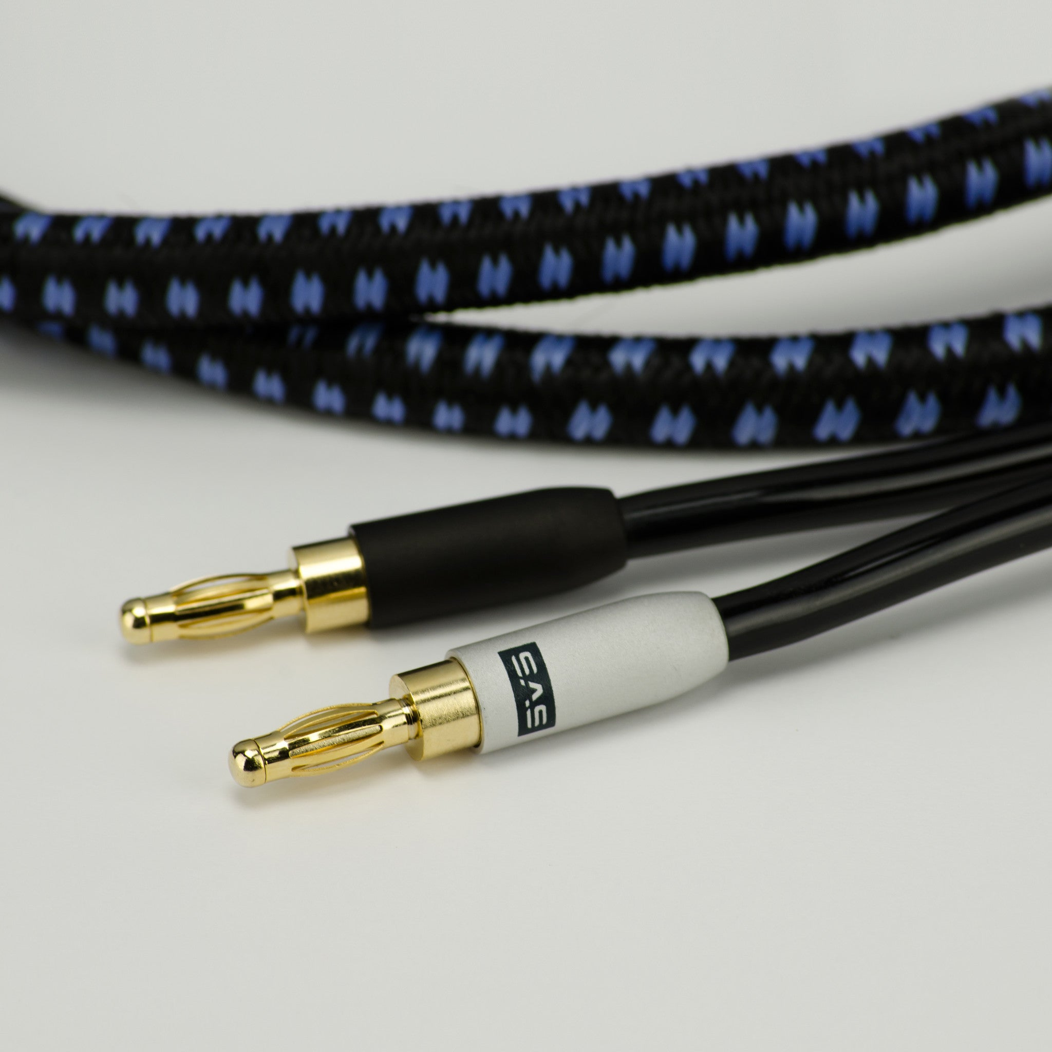Premium Banana Plug To Rca Phono Speaker Wire Adapter Cables ...