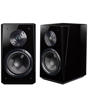 Bookshelf Speaker in Piano Gloss Black