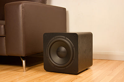 SB-2000: Powered Home Theater Subwoofer