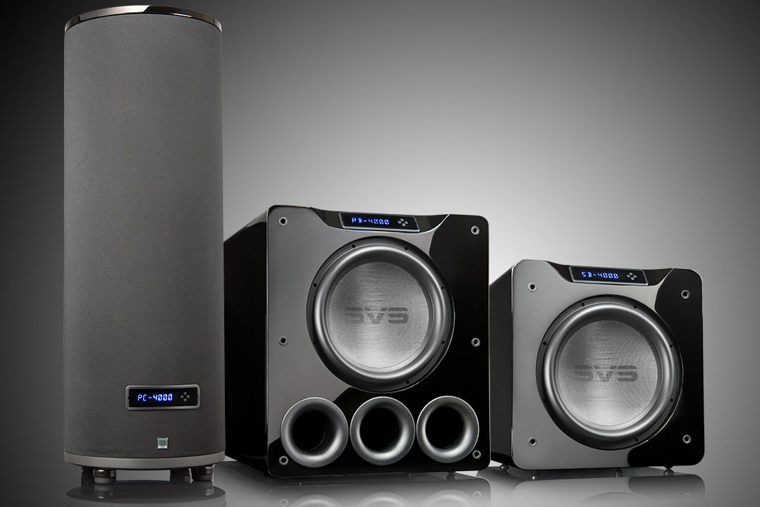 Why Go Dual Subwoofers? | SVS