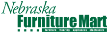 nebraska furniture mart dealer logo. Links to the SVS dealer page.