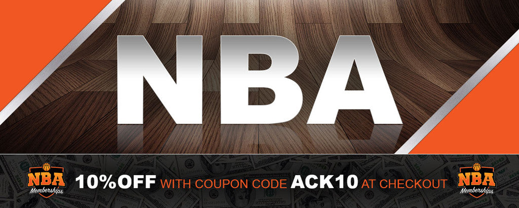 NBA Membership Discount Banner