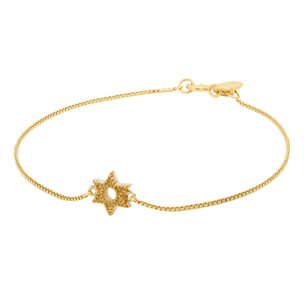 Gold Bella Star Bracelet