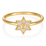 Gold Bella Star Ring