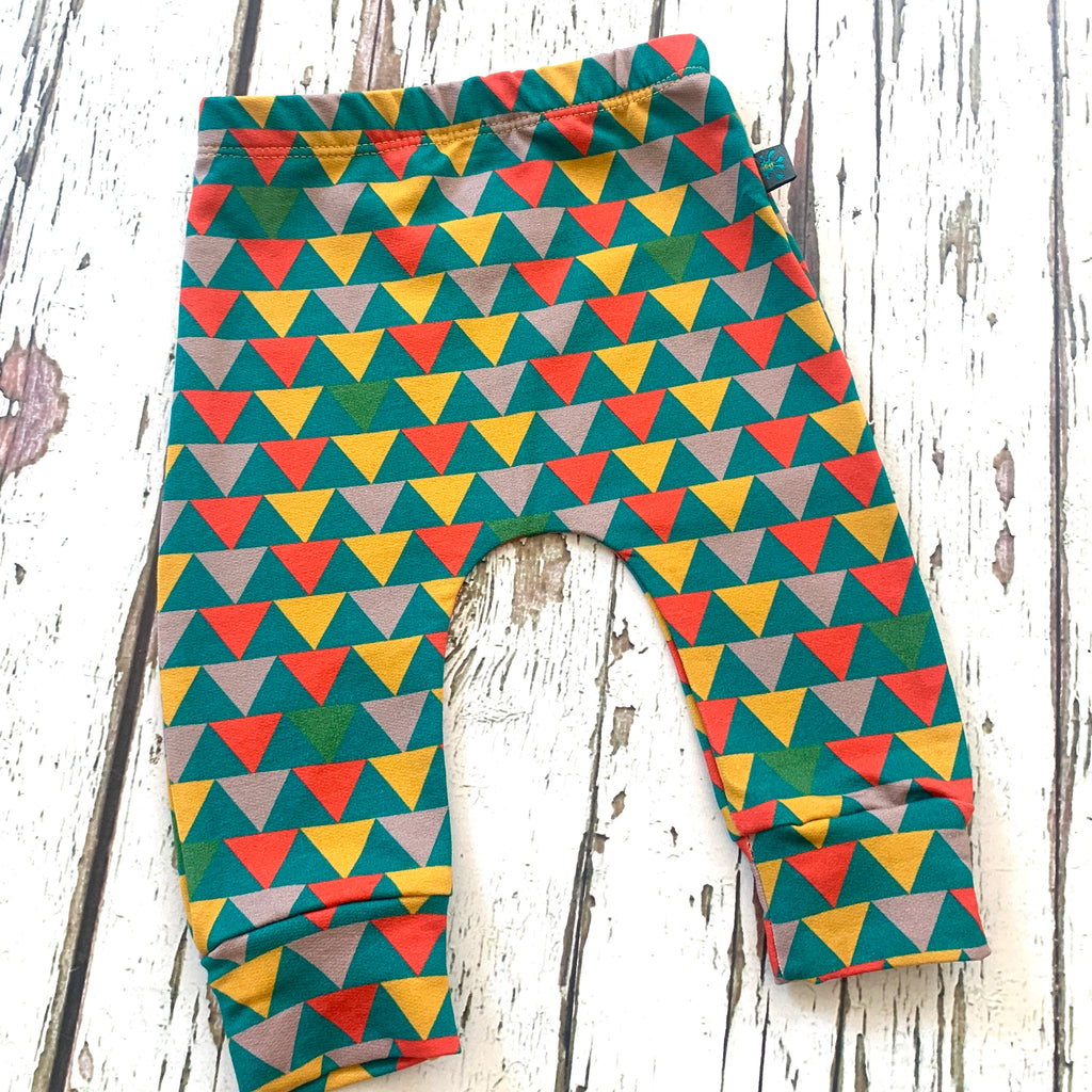 Bunting baby leggings, kids leggings, toddler leggings