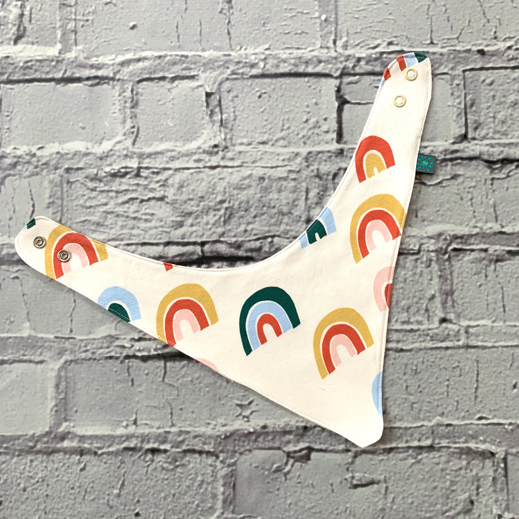 **ANY FABRIC**  dribble bib