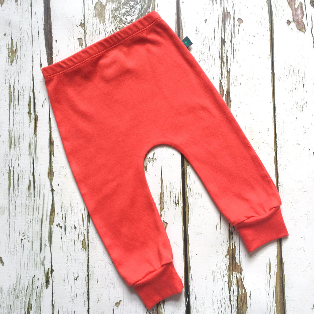 Solid colour baby leggings, kids leggings, toddler leggings