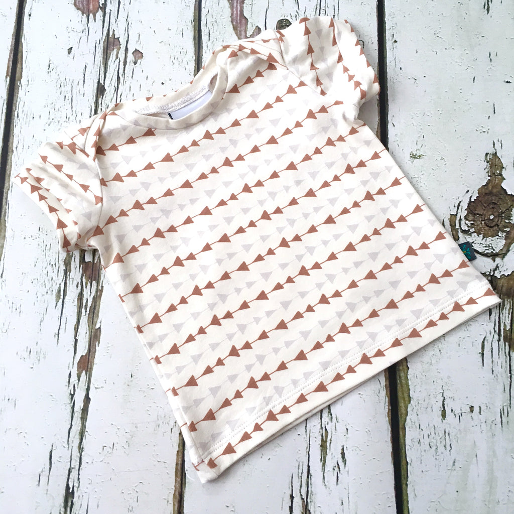Arrows t shirt, baby top, baby t shirt, toddler top, toddler t shirt, kids top, arrows