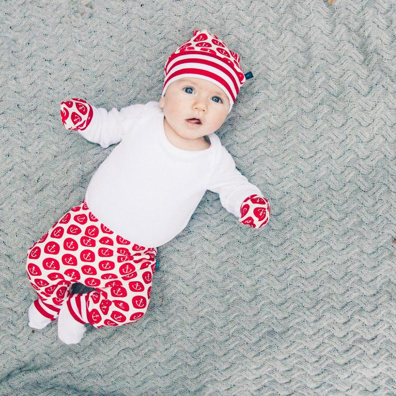 Anchors Baby Leggings