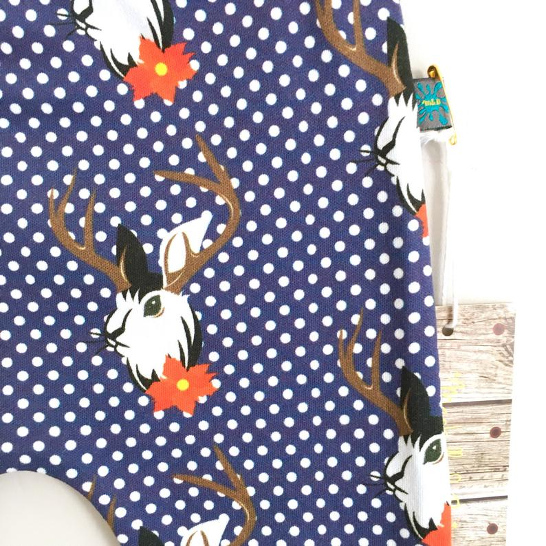 Jackalope Baby Leggings