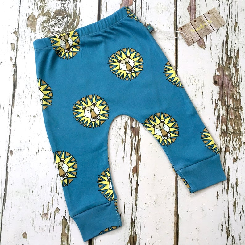 Lion Baby Leggings