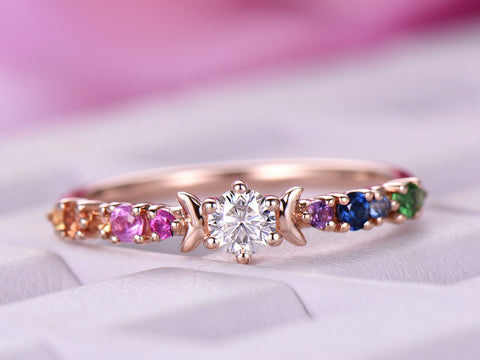 genuine solid audrey ring mysticpalacering palace mystique products mystic topaz engagement the fire rainbow rings madison