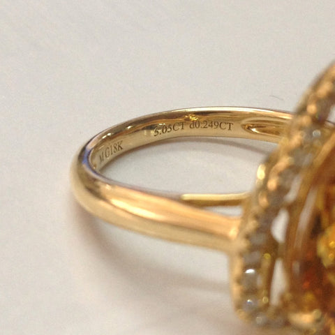 Engraving example - Lord of Gem Rings