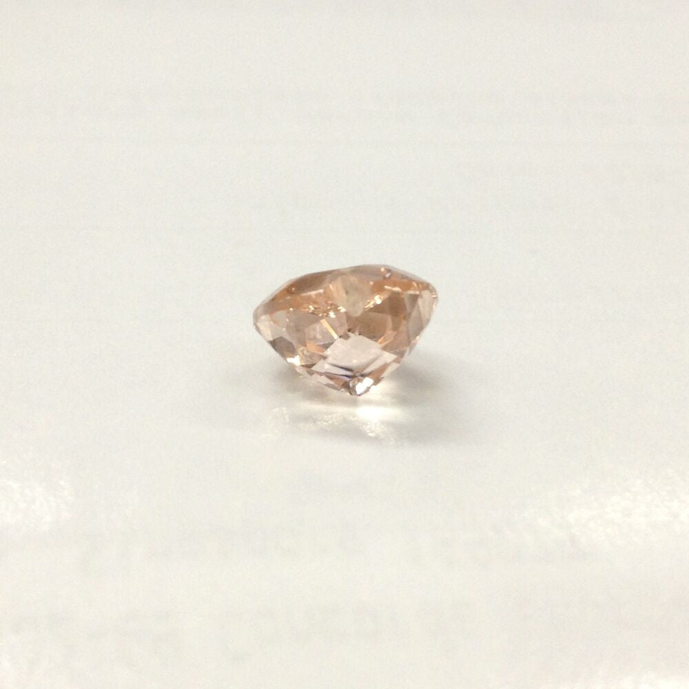 Reserved for  Tia, Custom Heart Morganite Engagement Diamond Ring set 14K Yellow Gold - Lord of Gem Rings - 1