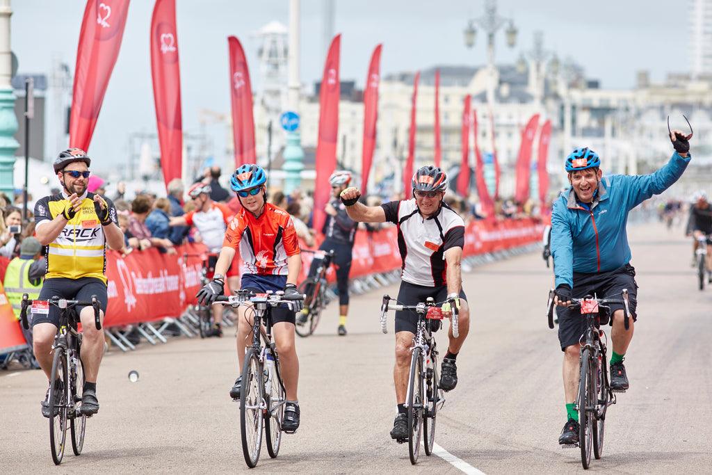 British Heart Foundation London To Brighton Bike Ride 2019