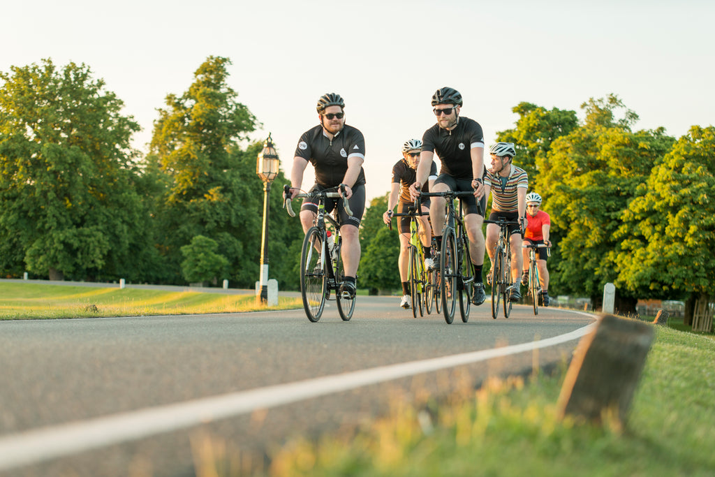 Five Essential Items To Bring On A Group Ride