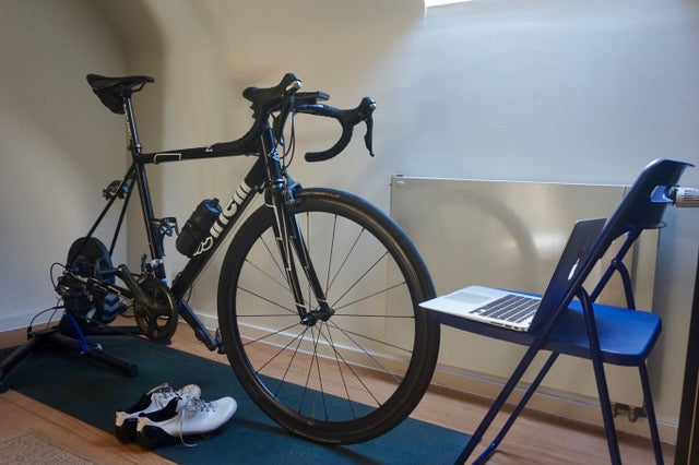 How to Indoor Cycle with Zwift on a Budget