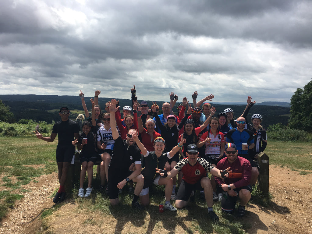 Dirty Wknd Ride London 2019 Training Series