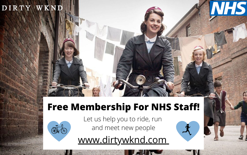 Free Club Membership For NHS Staff