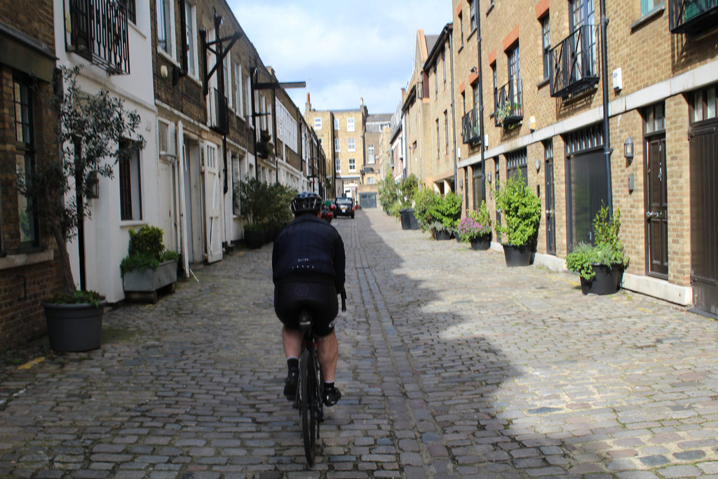 Holy Week Cycling Challenge - The London Cobbled Classic!