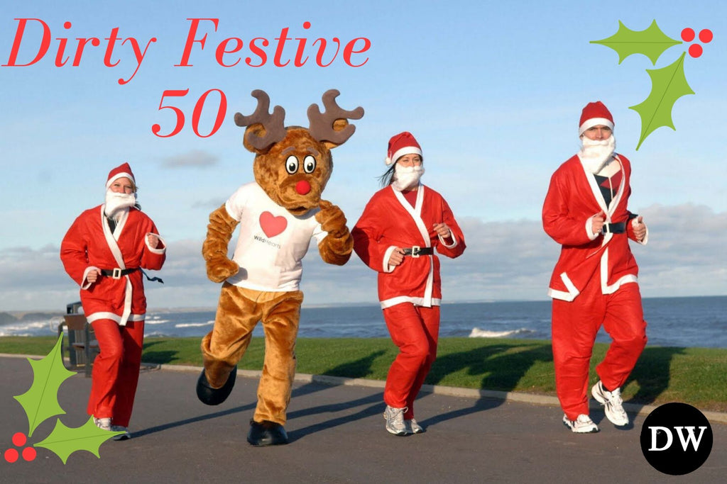 The Dirty Festive 50 - The Festive 500 For Runners!