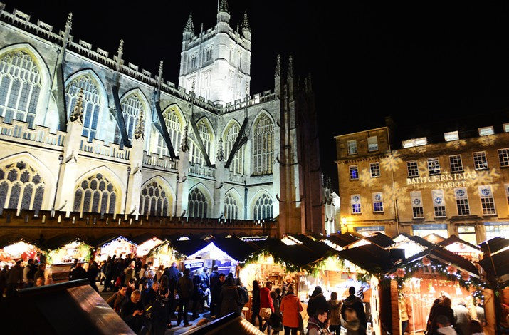 Top 5 things to do in Bath this Christmas