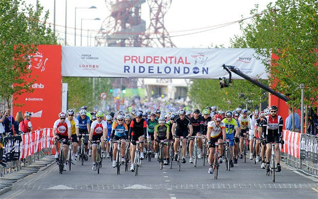 Top Tips for Ride London Surrey 100 Beginners!