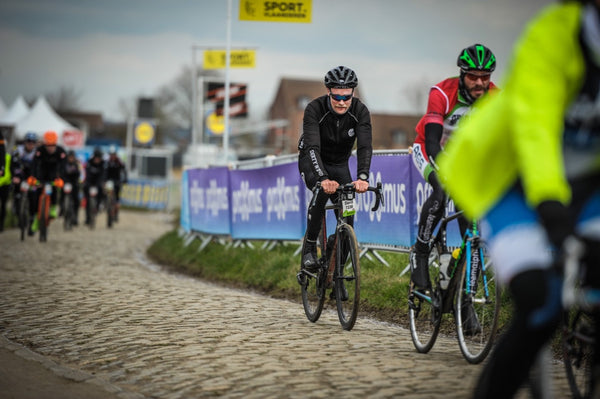 Tour of Flanders cycling route