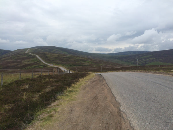 Scottish cycling routes