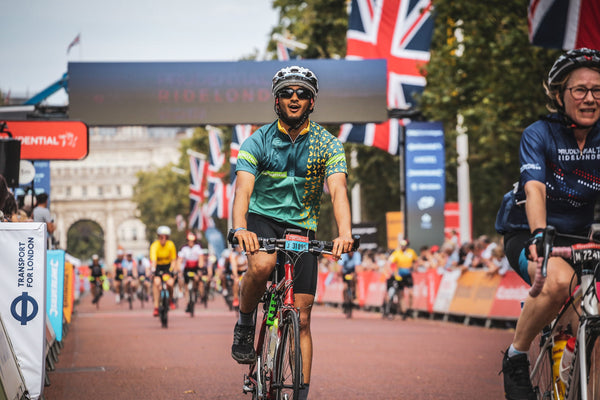 How to train for ride london