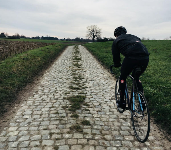 Brussels cycling routes