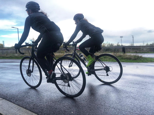 Beginner cycling group London
