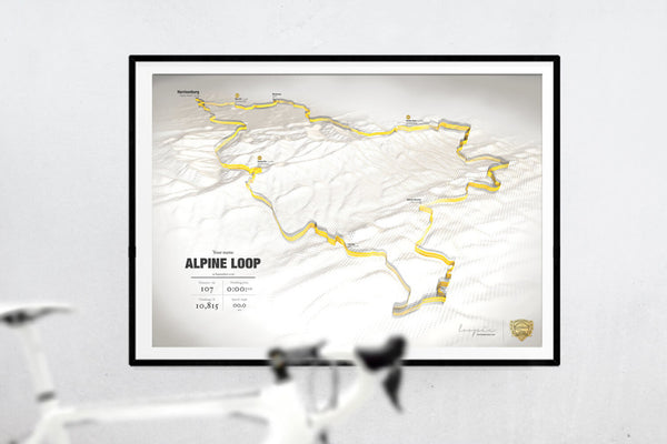Best cycling art Loopie
