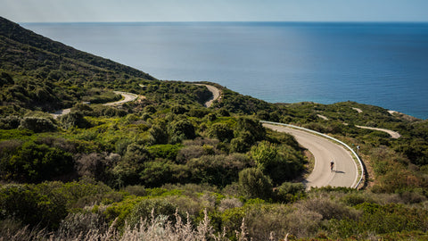 The Best Climbs whilst Cycling in Sardinia