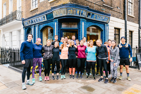 Running club in London