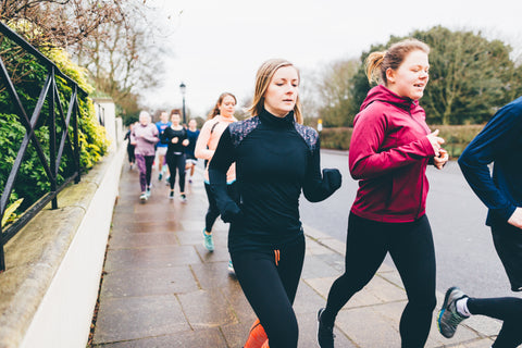 Beginners running club in London