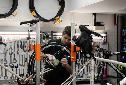 Bike Servicing in London