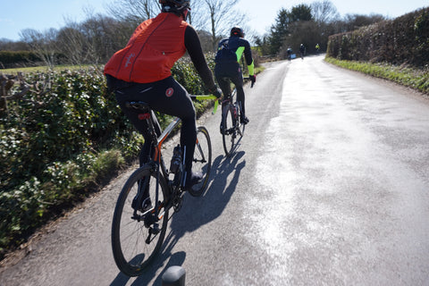 How to tackle climbs on a cylcing ride Blog