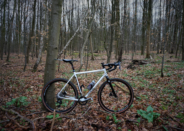 Off road cycling routes London