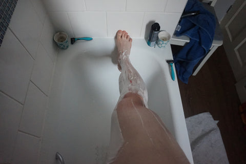 Is it a good idea to shave your legs