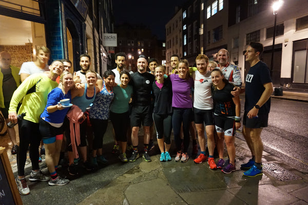 Beginner running club in London